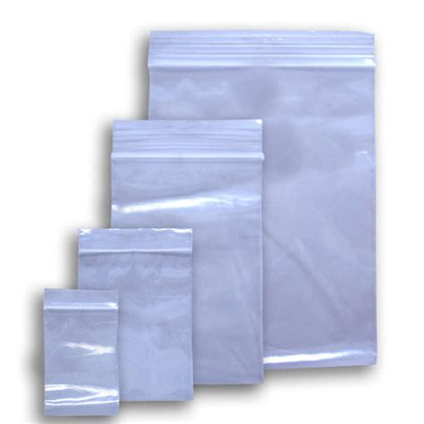 zip clear plastic evidence bags 100 pack