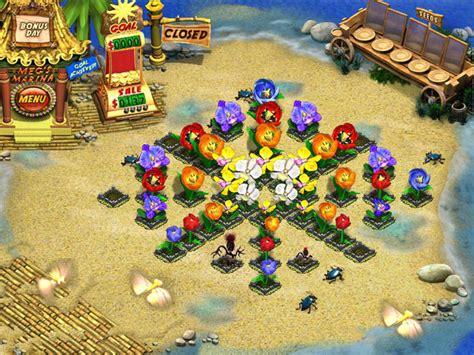 Gamis Big Flower flower shop big city free best