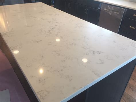 Carrara Quartz Countertop carrara grigio quartz countertops
