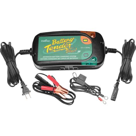 battery charger motorcycle battery tender plus high efficiency charger chargers