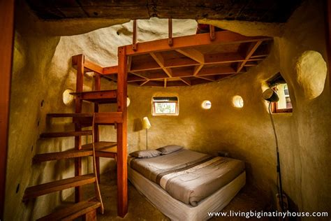 living small cheap and simple try a dome house treehugger two tiny earth house domes built for less than 7500