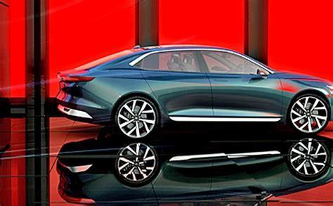 e visio tata evision sedan concept unveiled at the geneva motor show