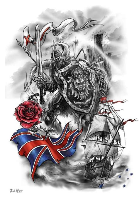 templar knight tattoo designs templar sleeve now tattoos