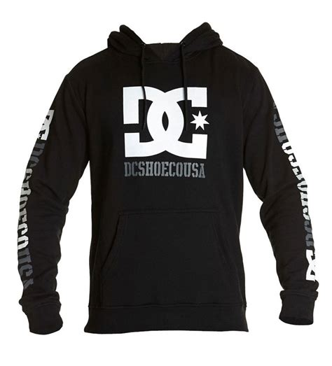Sweater Dc Shoes 2 Original dc shoes s rob dyrdek usa 2 pullover hoodie black