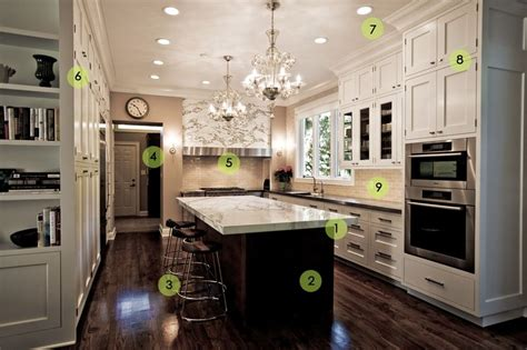 kitchens with white cabinets and dark floors kitchen white cabinets dark wood floors interior