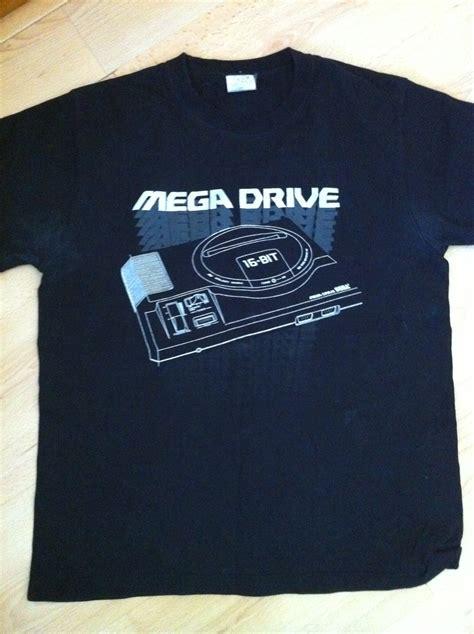 Sega T Shirt sega clothing catalogue 171 segadriven