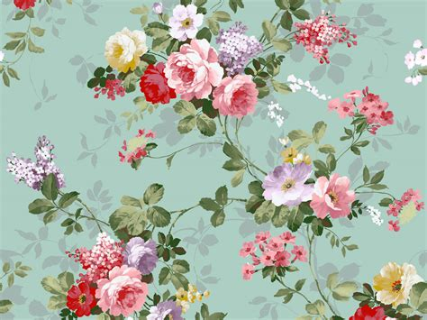 free floral images 18 vintage floral wallpapers floral patterns