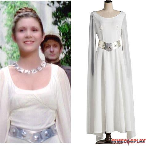 Leia Dress wars a new princess leia cloak dress