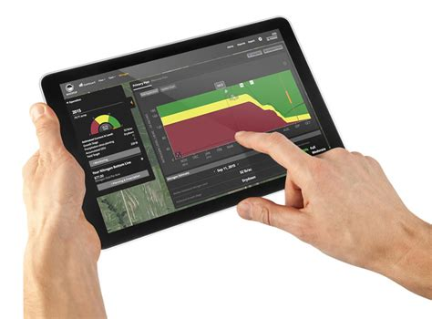 layout grid for ipad dupont pioneer and cnh industrial enable growers to get