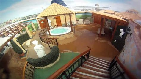 norwegian dawn 3 bedroom garden villa norwegian cruise line garden villa suite youtube