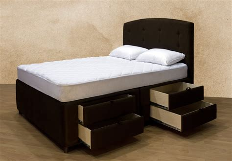 full size beds with drawers storage beds full size with drawers four modern storage