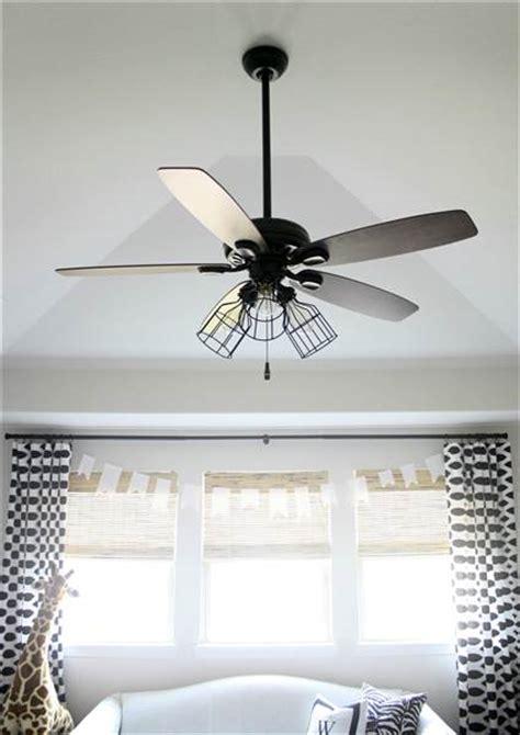 Build A Ceiling Fan by Unique Diy Light Kit