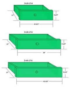 kitchen drawer sizes search brevard