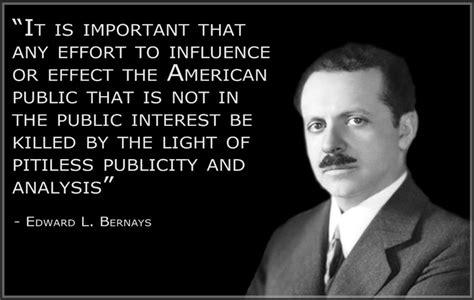 Edward Bernays Quotes