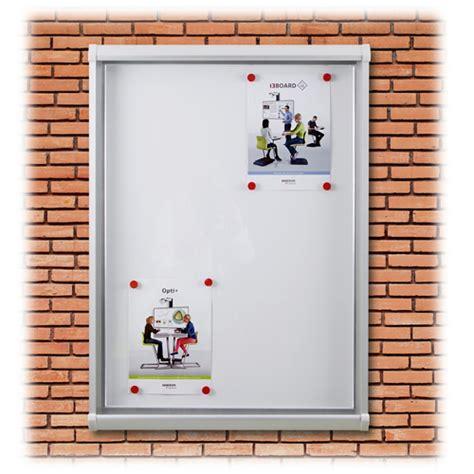 porte leader vitrine d affichage d exterieur a porte battante leader
