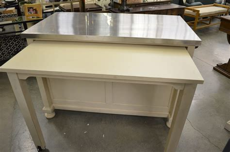 kitchen broyhill kitchen island with pull out table of