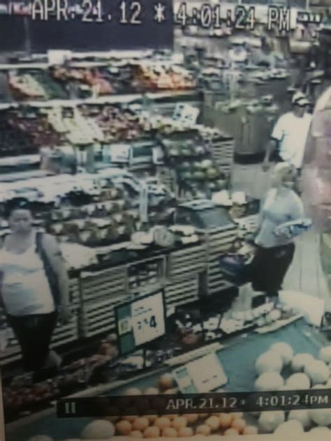 assistance needed in identifying shoplifters northern