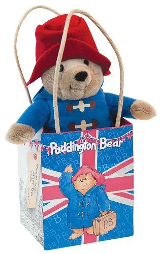 libro paddington at the rainbows rainbow designs paddington bear pa1154 oso de peluche en bolsa de la bandera brit 225 nica