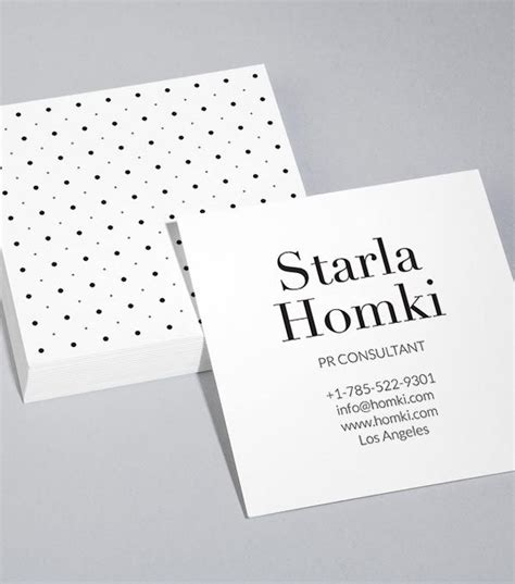 moo square card template moo dot luck square business card design templates