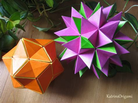 Revealed Flower Origami - origami revealed flower popup my crafts and diy
