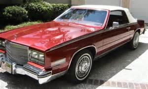 1984 Cadillac Eldorado Convertible For Sale 1984 Cadillac Eldorado Biarritz Convertible