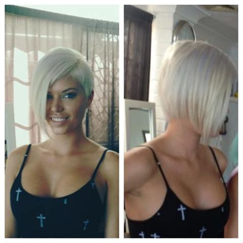 short puffy uneven hairdos 25 best ideas about uneven bob on pinterest uneven bob