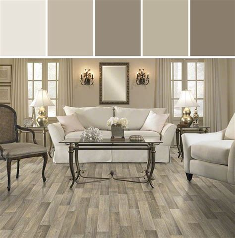 neutral colors for living room mushroomy neutrals resilient carriage house flooring