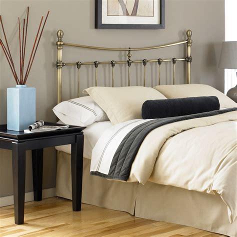 fashion bed metal beds king leighton headboard w