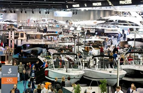 the boat show london boat show