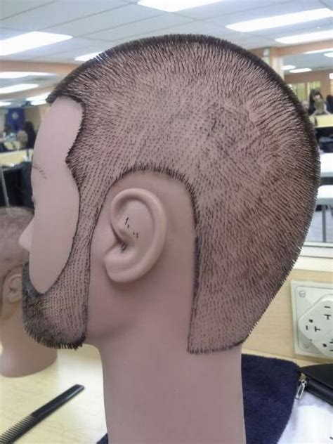 using a fork to cut bob hair cut using fork and clippers stacked haircut using
