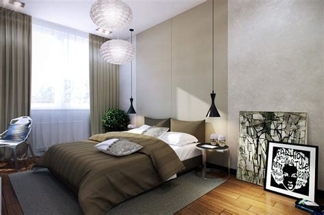 bedroom lanterns small bedrooms use space in a big way