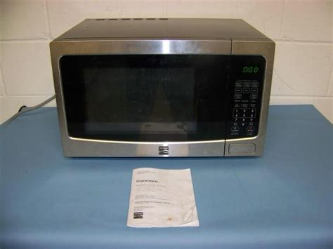 kenmore counter top microwave oven small 0 9 cu ft black under the counter microwave vintage kenmore microwave