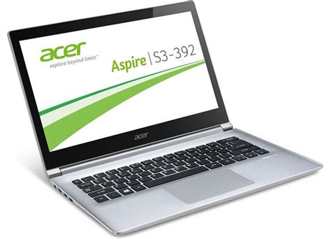 Laptop Acer S3 the best laptops of 2014