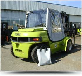 Forklift Cover by Forklift Covers Tonneau Covers Awnings Canvas Canopies South Africa