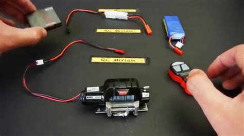winch for rc crawler wiring diagrams wiring diagrams
