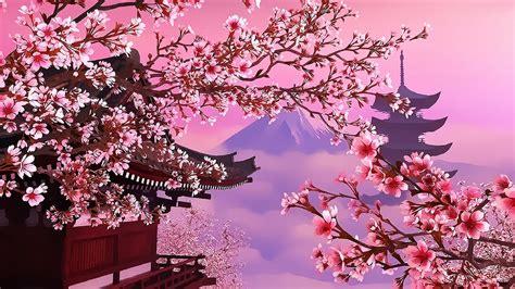 digital japan japanese scenery illustration digital by vrl