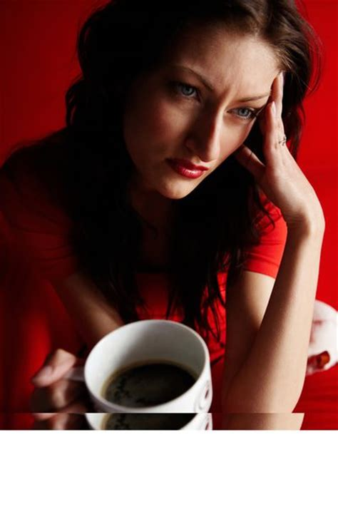 causes of mood swings and irritability caffeine mood swings woman