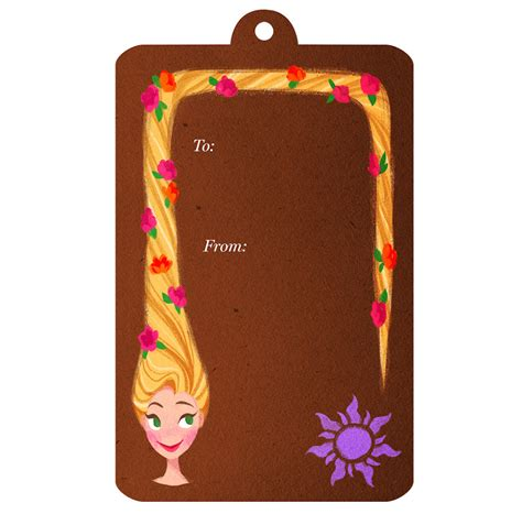 printable disney princess christmas tags new gorgeous disney princess printable gift tags for the