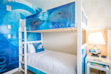 theme hotel east coast winter the dolphin themed rooms clearwater marine aquarium