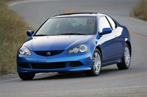 2006 acura rsx review top speed