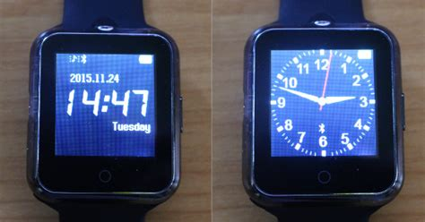 I One D3 Smartwatch no 1 d3 smartwatch mediatek mt6261 review