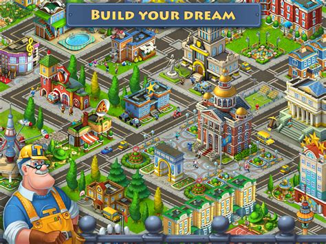 township game layout design township screenshot
