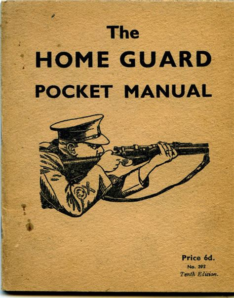 the home guard of great britain general information