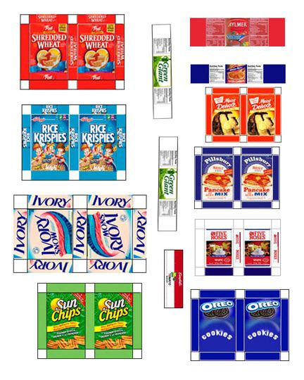 donald doll house printable doll food items websites s