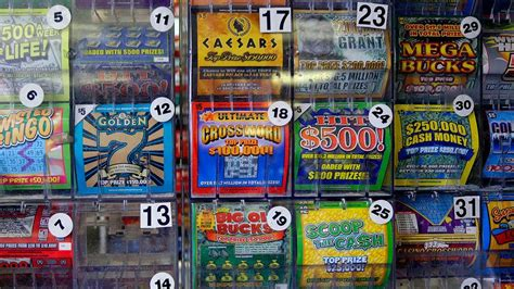 Lotto Sweepstake - man told 500 000 winning lottery ticket is a misprint abc7 com