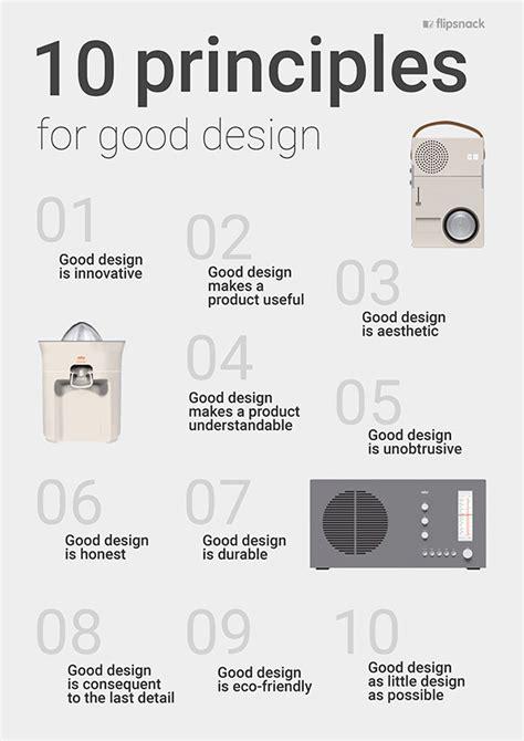 Industrial Interior Design 10 principles of good design free printable