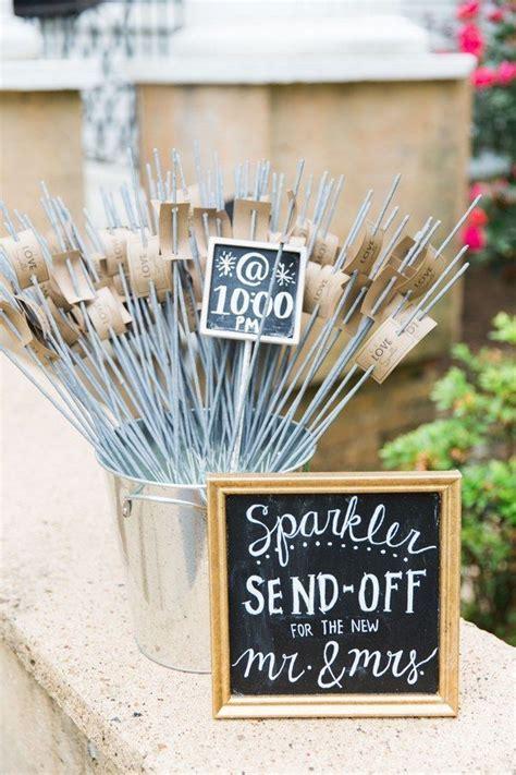 Top 20 Wedding Sparkler Send Off Ideas   Country Weddings