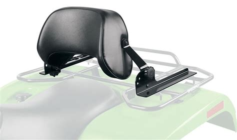 passenger seat for atv rear seat options for brutes mudinmyblood forums