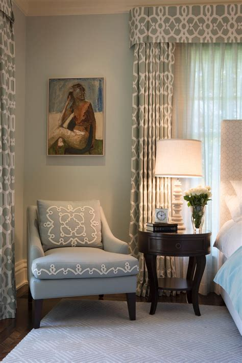 armchair in bedroom photos weaver design group hgtv