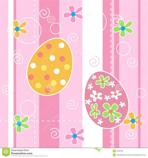 easter pattern background easter background seamless pattern royalty free stock